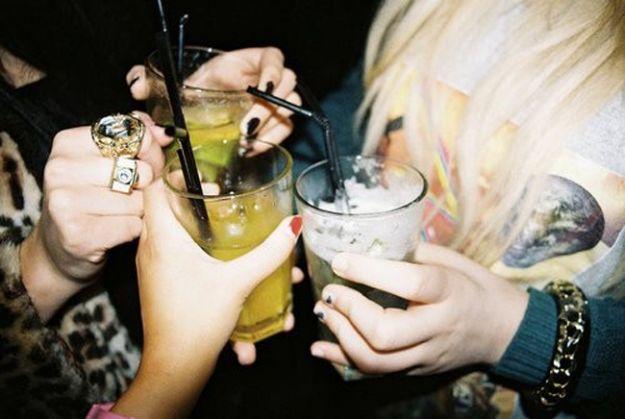 Alcool-feste