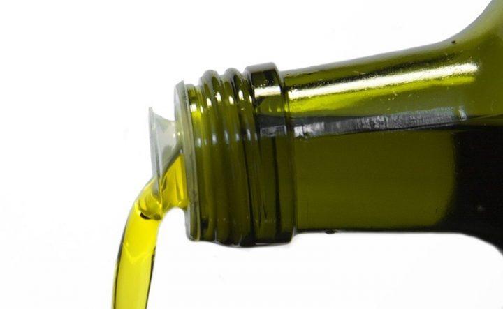 La Bottiglia Speciale dell'Olio di oliva