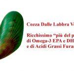 L'Olio di Cozza dalle Labbra Verdi è un Nuovo Antinfiammatorio Naturale