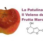 La Patulina l'Antibiotico Tossico della Frutta Marcia