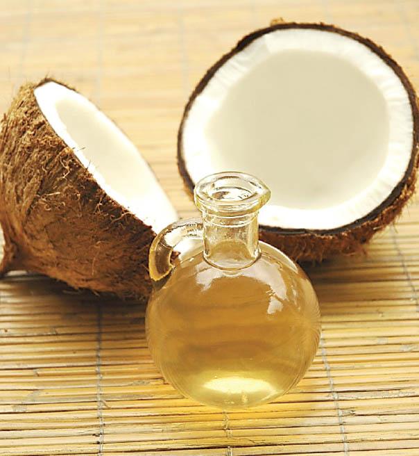 olio di cocco e cavo orale