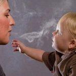 Mamma! Se Allatti, Non Fumare