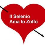 Il Selenio ama lo Zolfo