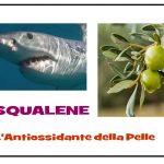 Squalene Antiossidante della Pelle
