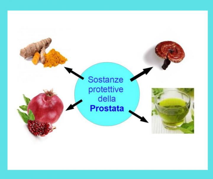 sostanze protettive della prostata