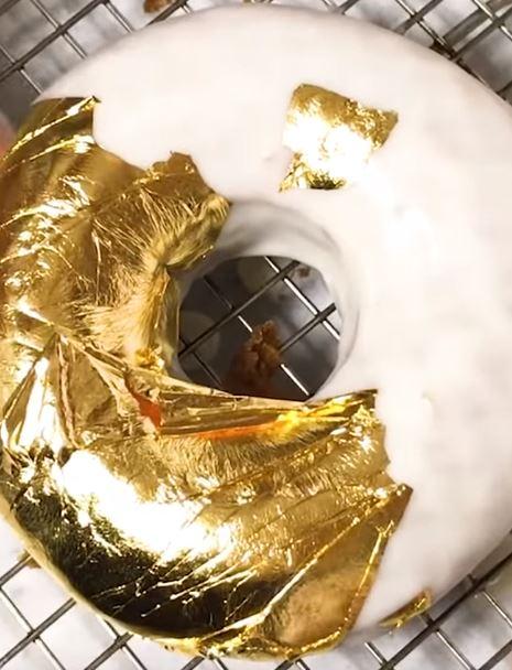 Oro per Uso Alimentare E175
