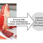 Acido Fitanico della Carne e Tumore alla Prostata