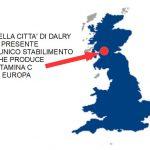 Scozia: Unico Paese Europeo produttore di Vitamina C