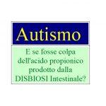 Acido Propionico e Autismo