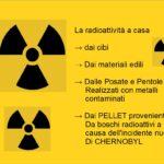 La radioattività a casa
