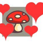 Il Fungo dell'amore